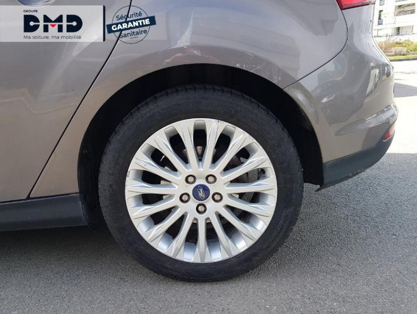 Ford Focus 1.6 Tdci 115ch Fap Stop&start Titanium X 5p - Visuel #13