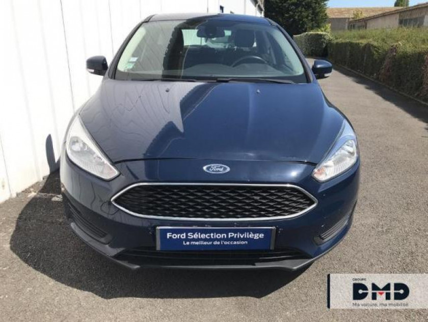 Ford Focus 1.0 Ecoboost 100ch Stop&start Trend - Visuel #4