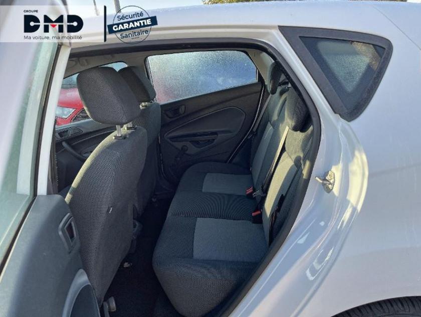 Ford Fiesta 1.25 82ch Ambiente 5p - Visuel #10