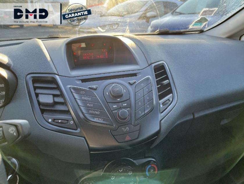 Ford Fiesta 1.25 82ch Ambiente 5p - Visuel #6