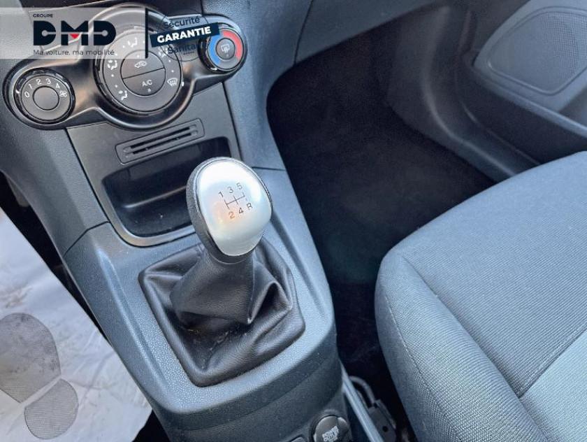 Ford Fiesta 1.25 82ch Ambiente 5p - Visuel #8