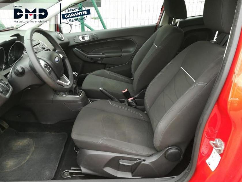 Ford Fiesta 1.25 60ch Trend 3p - Visuel #9