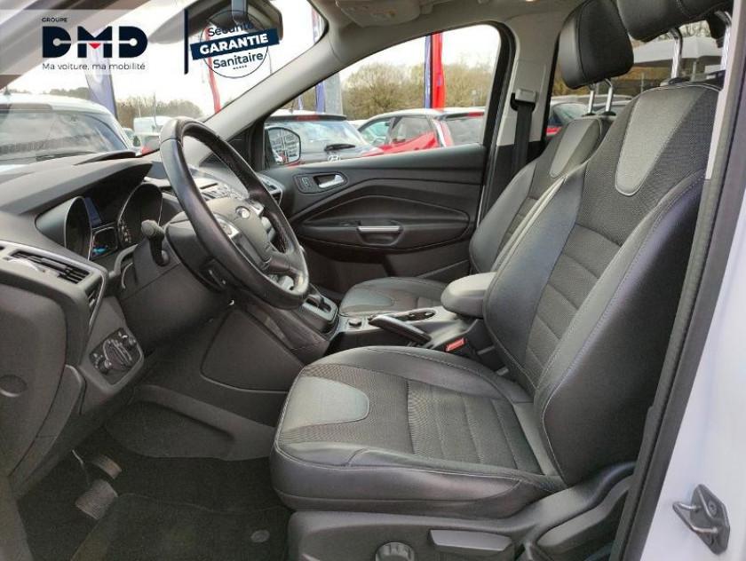 Ford Kuga 2.0 Tdci 140ch Fap Titanium 4x4 Powershift - Visuel #9
