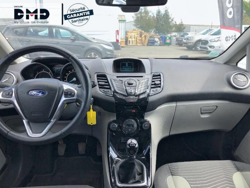Ford Fiesta 1.5 Tdci 75 Fap Titanium 5p - Visuel #5