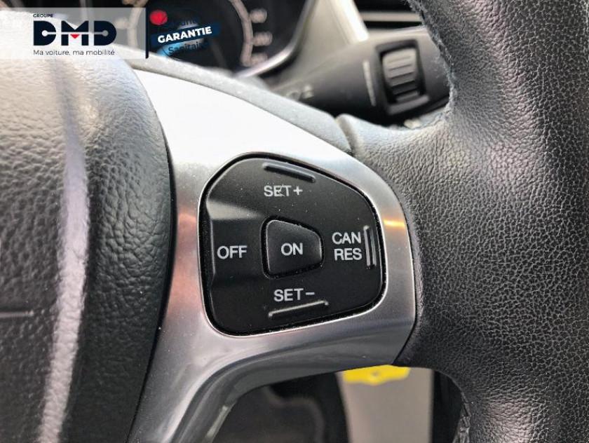 Ford Fiesta 1.5 Tdci 75 Fap Titanium 5p - Visuel #14