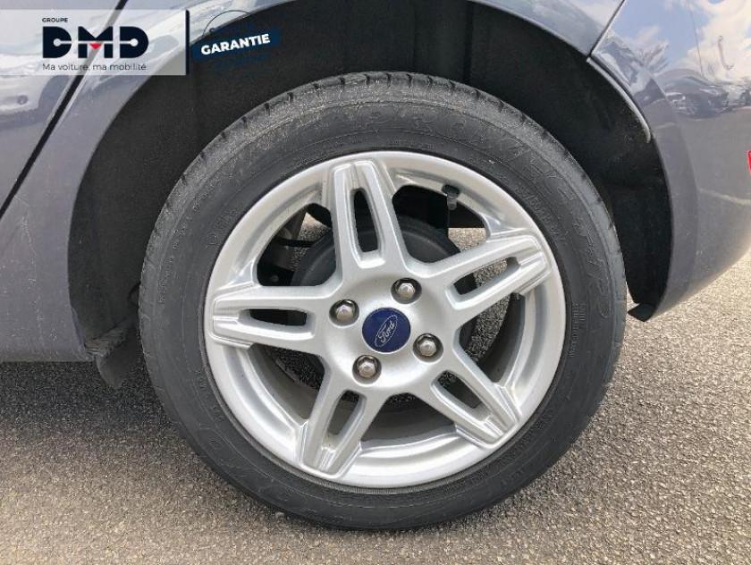 Ford Fiesta 1.5 Tdci 75 Fap Titanium 5p - Visuel #13