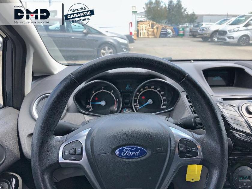 Ford Fiesta 1.5 Tdci 75 Fap Titanium 5p - Visuel #7