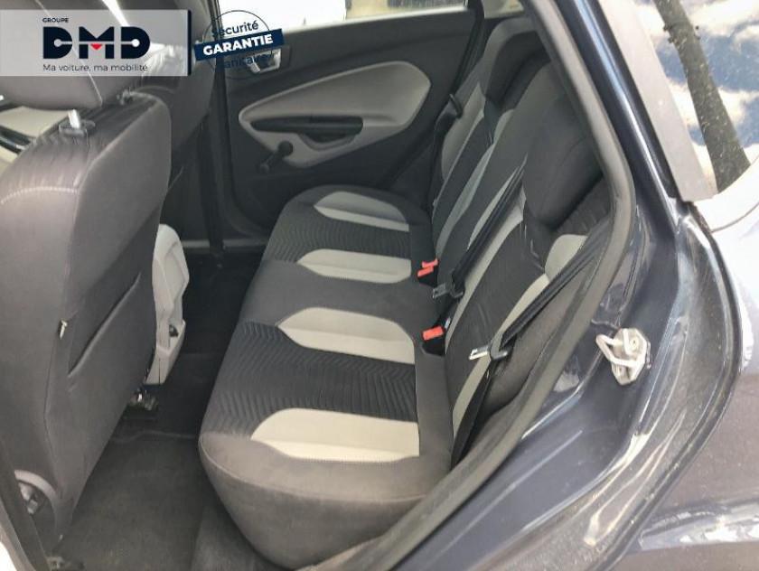 Ford Fiesta 1.5 Tdci 75 Fap Titanium 5p - Visuel #10