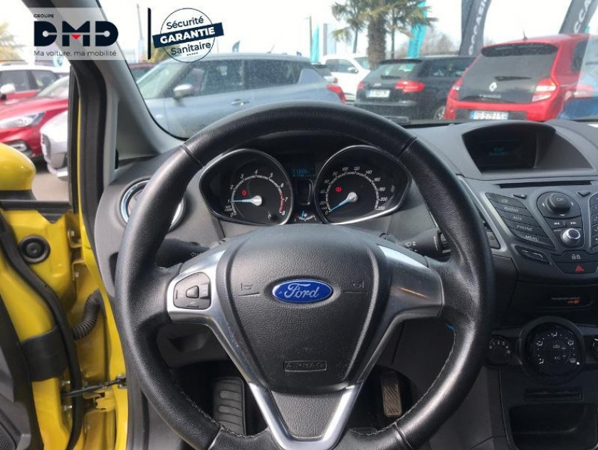 Ford Fiesta 1.25 82ch Trend 3p - Visuel #7