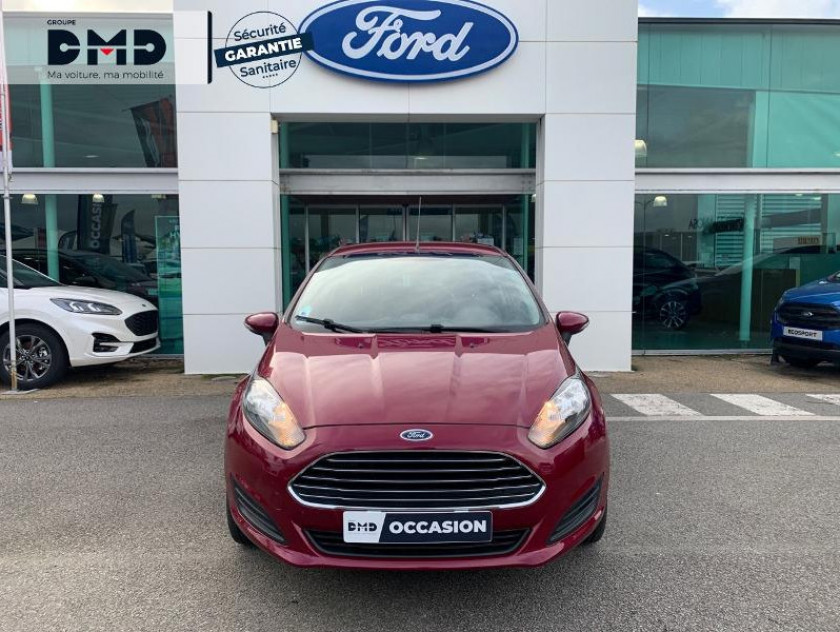 Ford Fiesta 1.0 Ecoboost 100ch Stop&start Trend 3p My2014 - Visuel #4