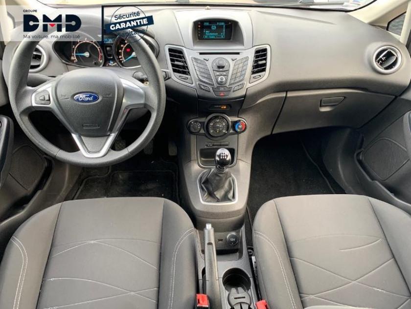 Ford Fiesta 1.0 Ecoboost 100ch Stop&start Trend 3p My2014 - Visuel #5
