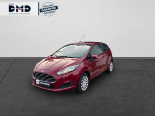 Ford Fiesta 1.0 Ecoboost 100ch Stop&start Trend 3p My2014